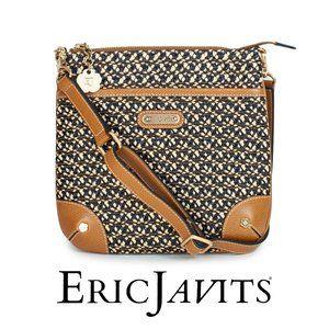 Eric Javits Squishee Small Crossbody bag NWOT